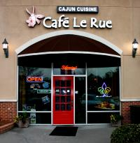 Cafe Le Rue The Landings