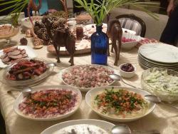 Azahar Cocina Arabe