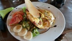Bar Restaurant Gite Les Aiguilles de Bavella