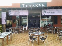 Cafe Tiffanys - Fuerteventura