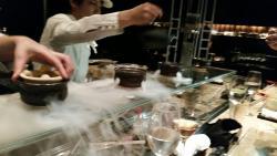 Liquid nitrogen magic. (131184574)