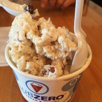 Sub Zero Nitrogen Ice Cream - San Antonio