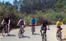 Kerala Bicycle Trips - Day Tours