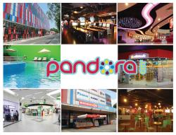 Pandora City Shopping Mall