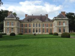 Chateau de Courcelles-sous-Moyencourt