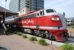 Branson's Railroad Depot