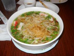 Pho Bambu Noodle Glill