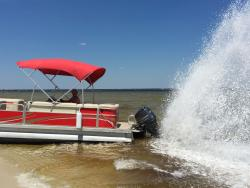 Luther's Pontoon, Waverunner, & Kayak Rentals