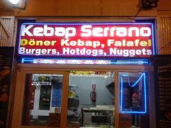 Kebap Serrano