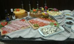 Buffet Jantar Top Haus