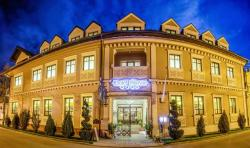 Hotel Slavia -Restaurant