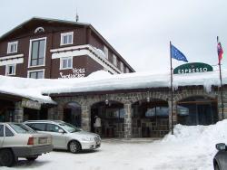 Horsky Hotel Srdiecko