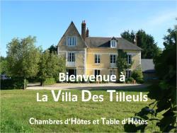 La Villa Des Tilleuls