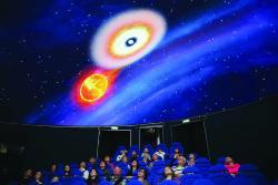 Irkutsk Planetarium