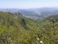Wolchulsan National Park