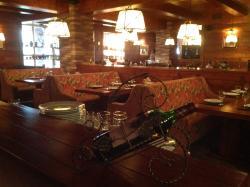 Ресторан Амбар