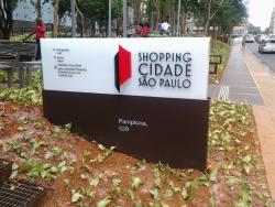 Shopping Cidade Sao Paulo