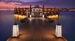Q Lounge & Restaurant at Banana Island Resort Doha by Anantara