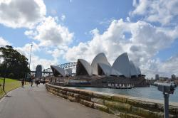 The Opera House to the Botanic Gardens Walk