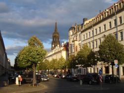 Kunstquartier im Barockviertel Dresden