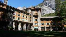 Ahwahnee Historic Building