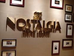 The Nostalgia Dining Lounge