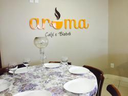 AROMA CAFÉ & BISTRO