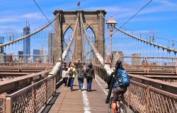 Brooklyn Bridge Bike Rent