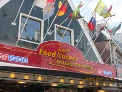 Finest Food Corner