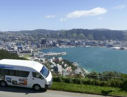 Wellington Hop On Hop Off Guided Tours