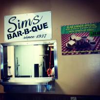 Sims Bar-B-Que