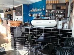 Aura Cafe Restaurant Bar