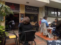 Quipile, Cafe de Origen