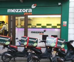 Pizza Mezzora
