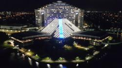 Vista da Varanda do Hotel - Gold Coast Hwy