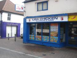 USA Chicken