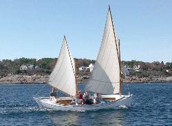 Cricket Sailing