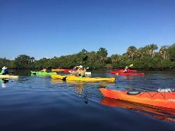 College of Life Foundation Historic Hiking and Kayaking Tours