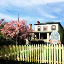The Borland B&B and Brunch House Restaurant
