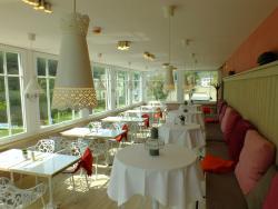 Cafe Richter - Villa Thusnelda