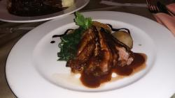 Sumptious Duck with Rosti