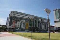 Dataran Pahlawan Melaka Megamall
