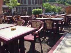 Restaurant a la Ville de Strasbourg