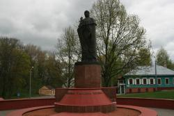 Monument to Euphrosyne of Polotsk