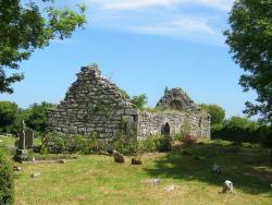 Gleninagh Castle and Fulacht Fiadh