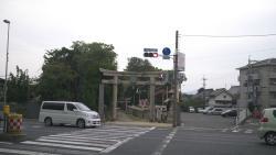 Satatenjingu Main Shrine