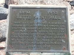 Butte St. Paul Historic Park
