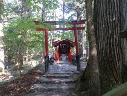 Takinoo Inari Shrine