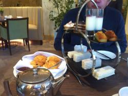 Afternoon Tea at Careys Manor Hotel & SenSpa