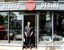 Hearts Desire Barista Bar